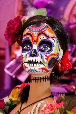 BANCO DE IMAGENES GRATIS: ✔ 50 imágenes sobre el Día de Muertos, Halloween y Todos Santos. (Caracterizaciones, Disfraces, Flores, Altares y Ofrendas)