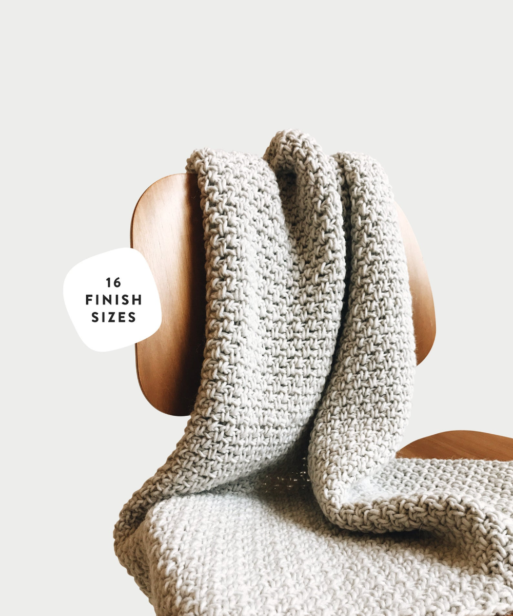 CROCHET PATTERN Blanket Afghan Linen Texture The | Etsy