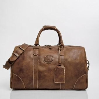 1370adea04 Small Banff Bag in Vintage Tribe Leather