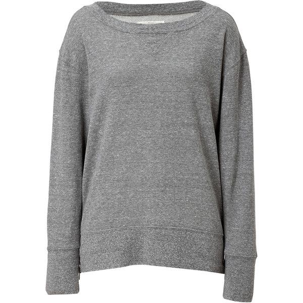 Current/Elliott Oversize Pullover ($97) ❤ liked on Polyvore ...