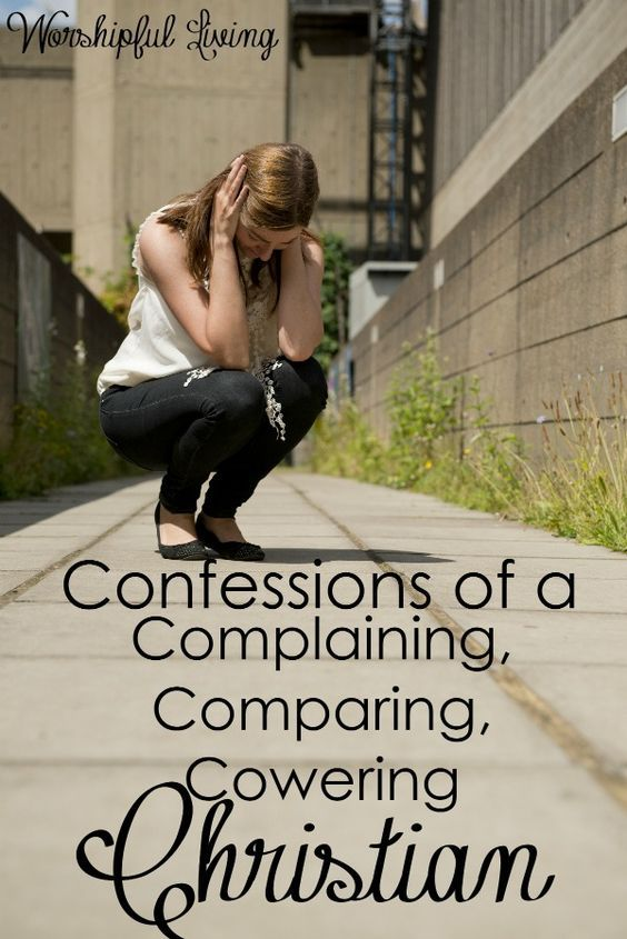 Confessions of a Complaining, Comparing and Cowering Christian {Numbers 11-13} - Worshipful Living