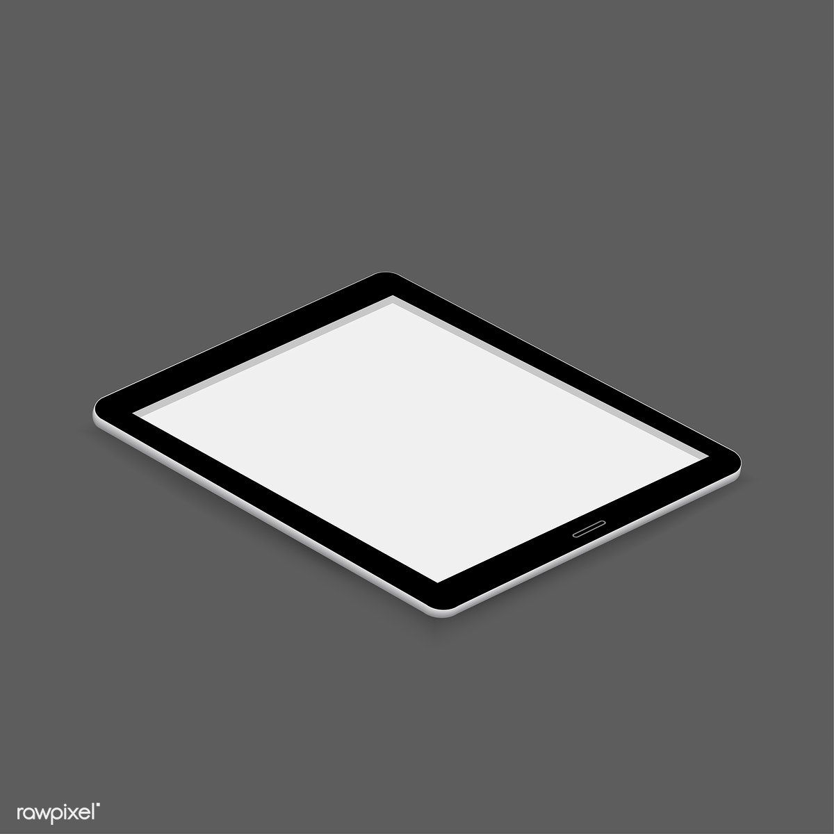 Vector of digital tablet icon | free image by rawpixel.com | Free ...
