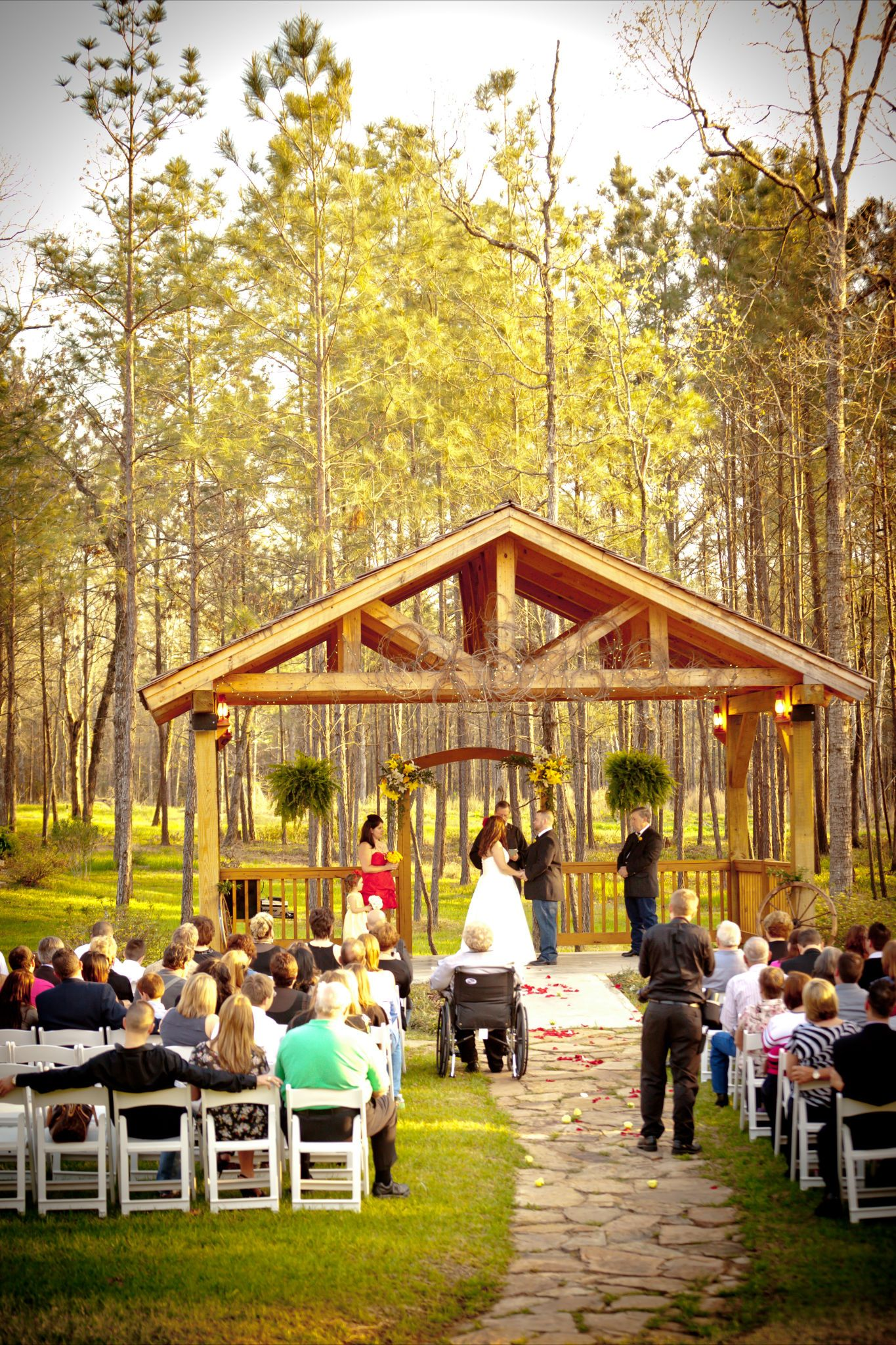 Wedding Venue Locations in Texas and Oklahoma | Outdoor ...