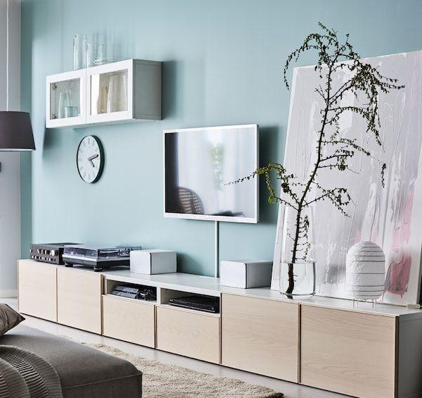 Wohnzimmerschränke  Wohnregale online kaufen Room - Wohnzimmer Ikea Besta