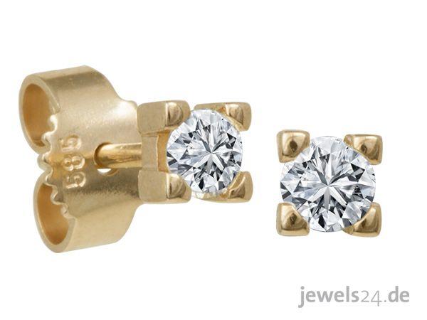 Ohrringe mit diamanten kaufen