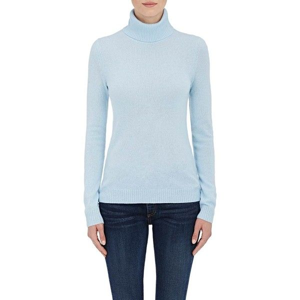 Barneys New York Women's Cashmere Turtleneck Sweater (3,335 MXN ...
