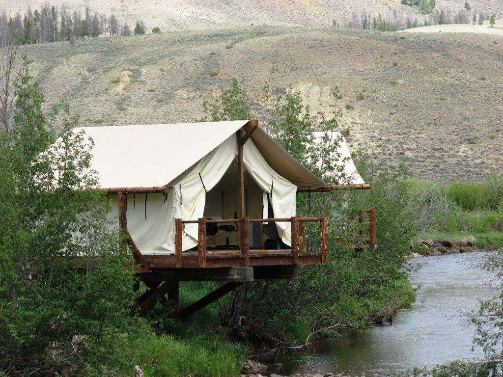 Romantic Glamping in Colorado!   Bubble Tents by Bubble ...
