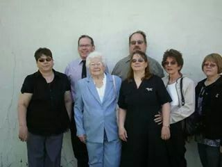 Pat's family