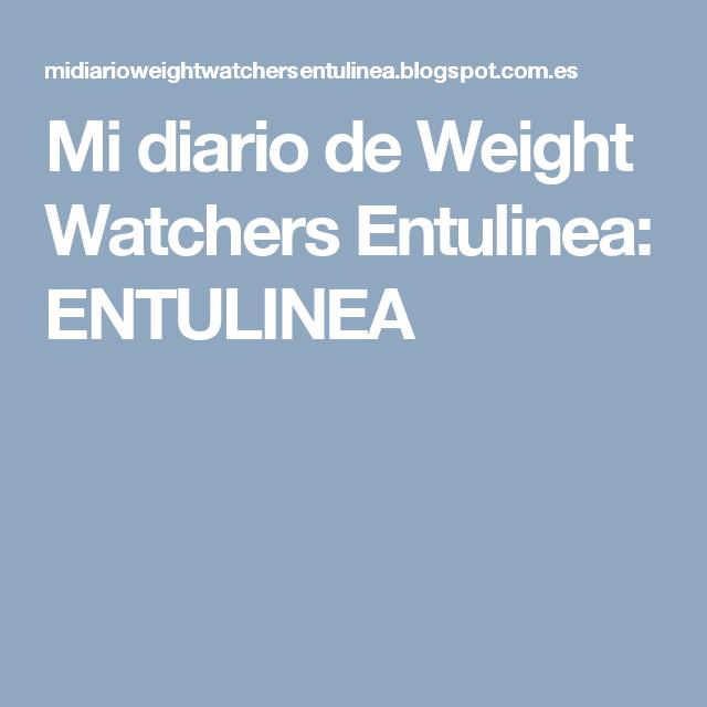 Como calcular los puntos de la dieta weight watchers