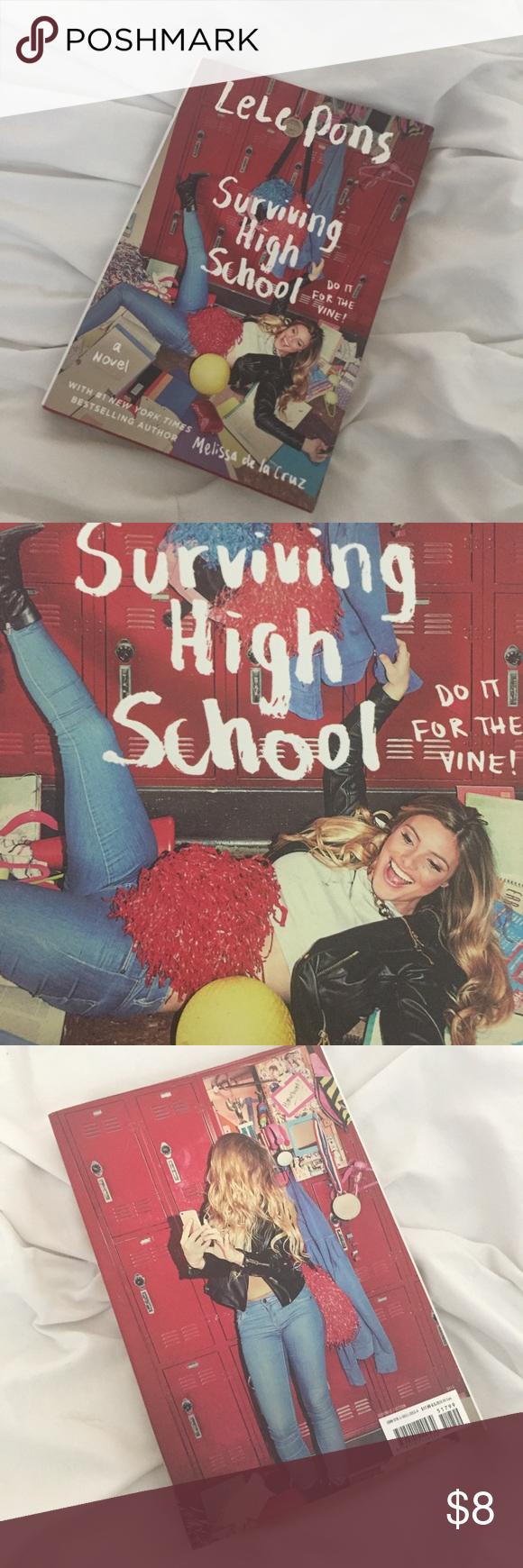 Lele Pons Surviving High School Book My Posh Picks Pinterest