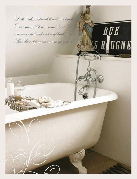 Dedicato a chi ama sognare: la vasca vintage | Pinterest