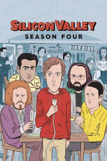 TV Series New NETFLIX , BBC and HBO: Silicon Valley Season 4 Episode