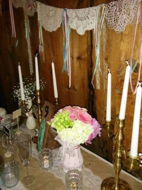 Top Drawer Weddings & Events Country / Shabby Chic Rentals topdrawer-events.com