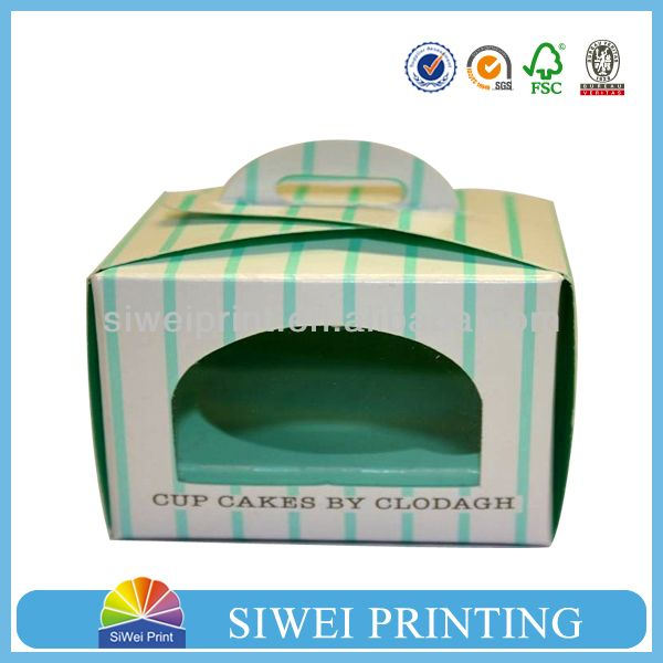 Decorative Food Boxes Mini Cake Boxes Wholesale  Custom Food Grade Decorative Paper