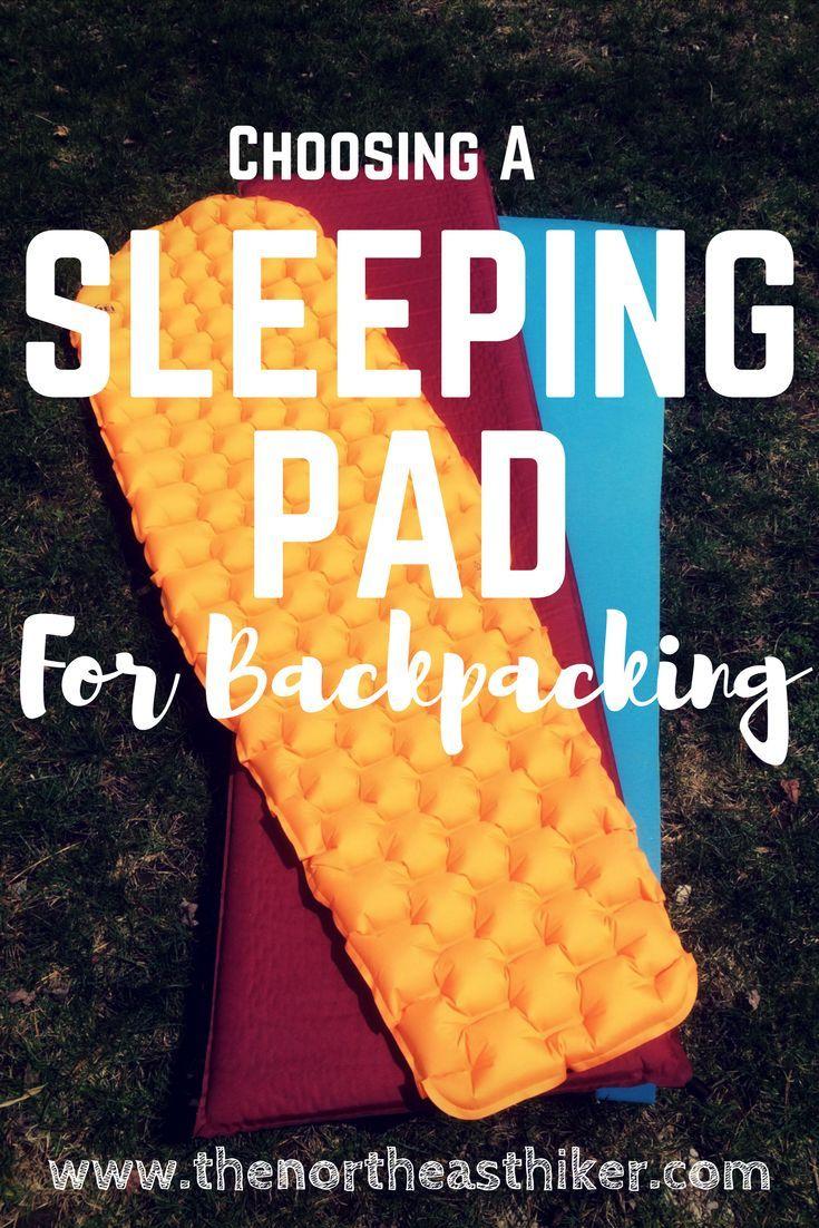Photo of Choosing A Backpacking Sleeping Pad | The Northeast Hiker