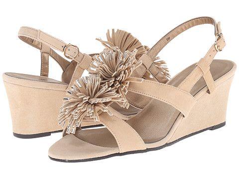 Womens Sandals Vaneli Laycie Desert Suede