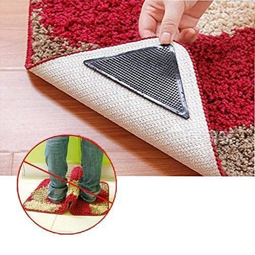 Eco Friendly And Reusable Rug Grippers 8pcs In 2020 Rugs Carpet Living Room Carpet