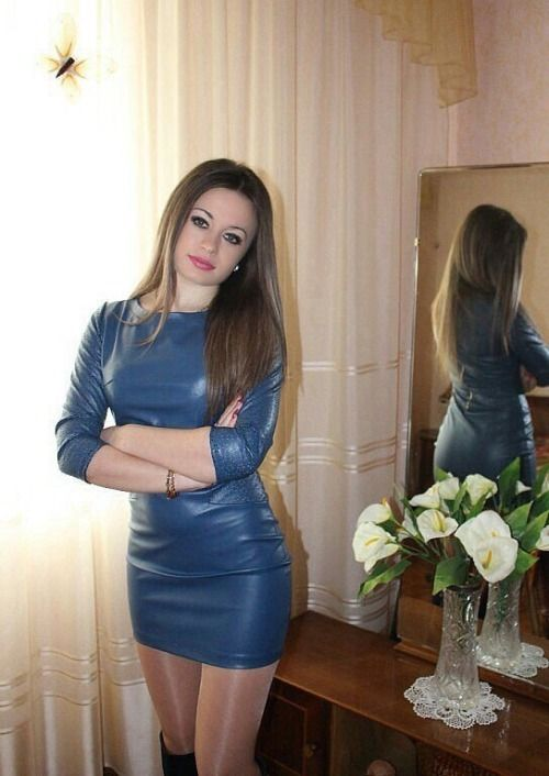 Sissy party dress amateur