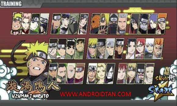 Naruto Senki Mod Unprotect Apk Ori For Android Aplikasi Android Hiburan Mainan