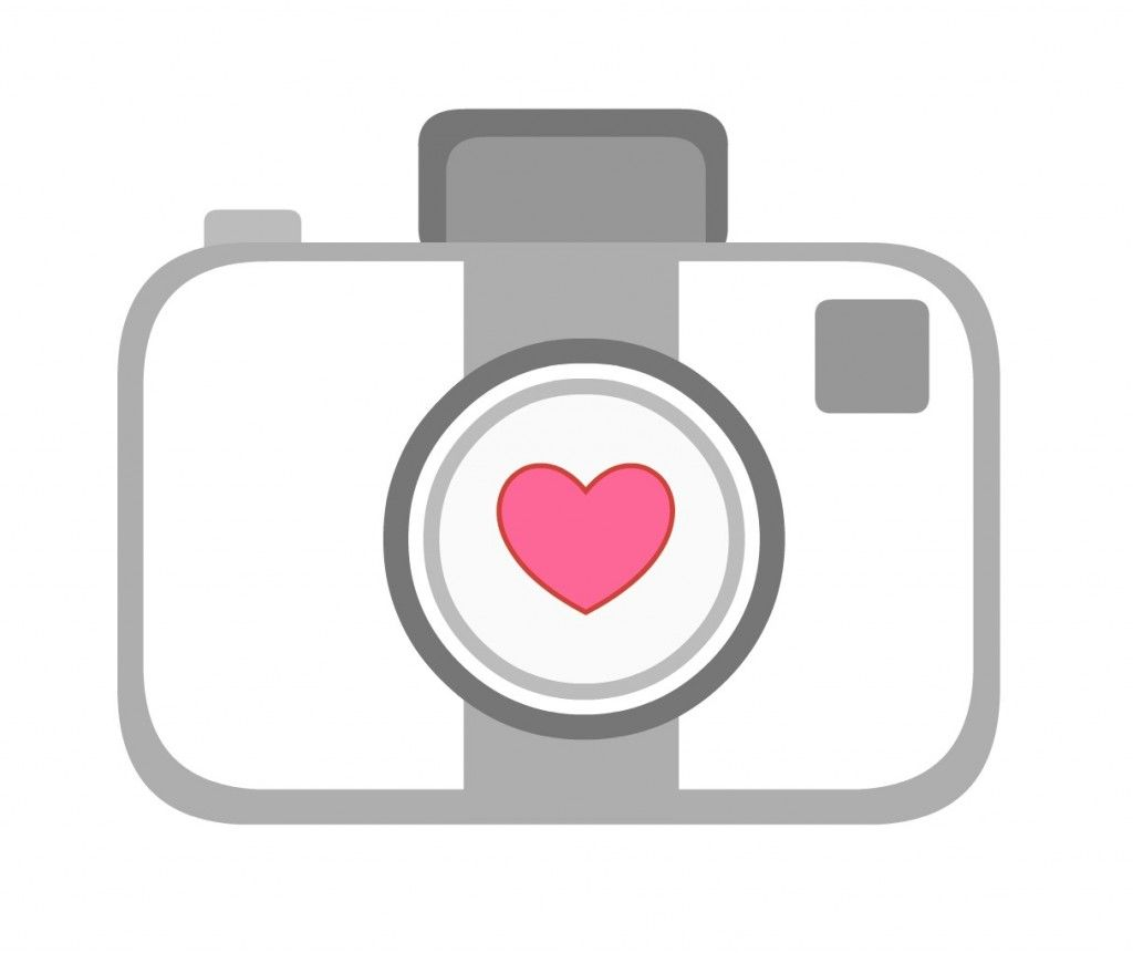 free photography printables | Clip art, Girls and Glue guns