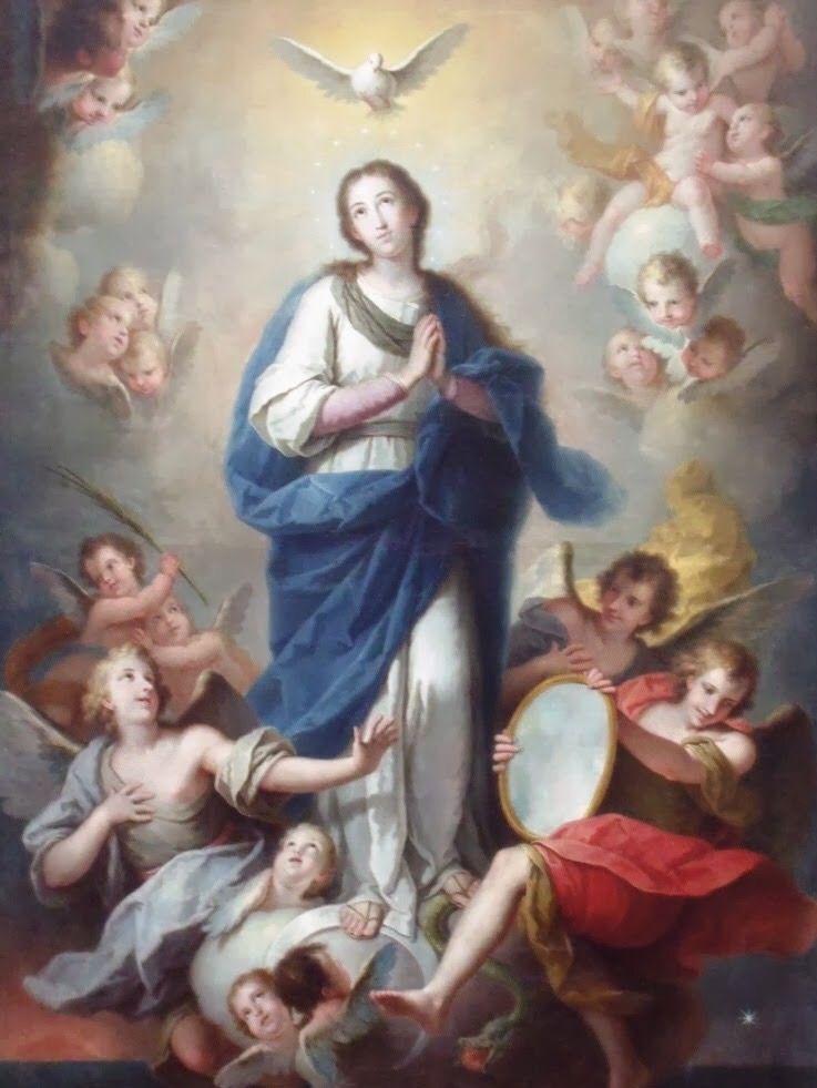 Resultado de imagen de inmaculada concepcion museo de bellas artes valencia