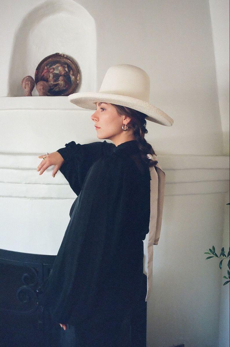 Ilaria Cream From De La Fuente Sunhat Hat Fashion Japanese Outfits Fashion