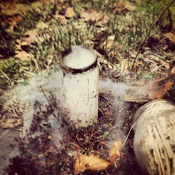 smoke jar