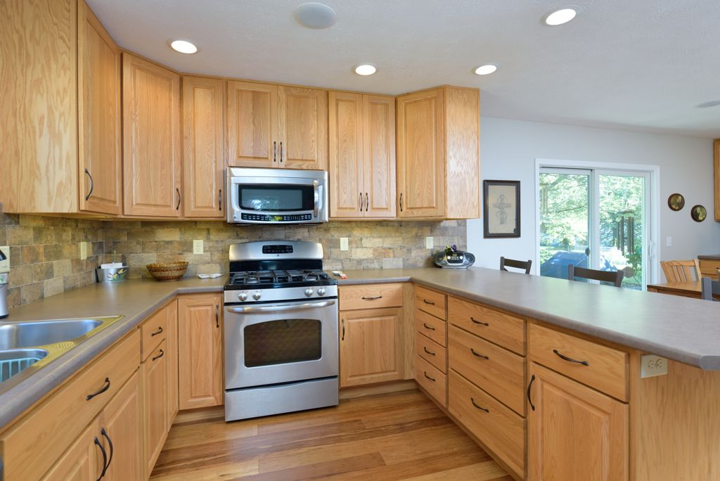 Kitchen Remodel By DeHaan Remodeling Specialists Kalamazoo MI