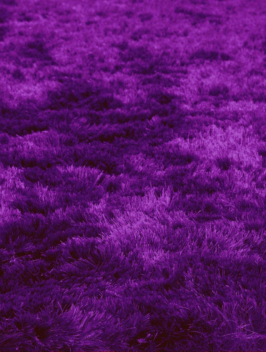 Quirk Bright Violet Rug