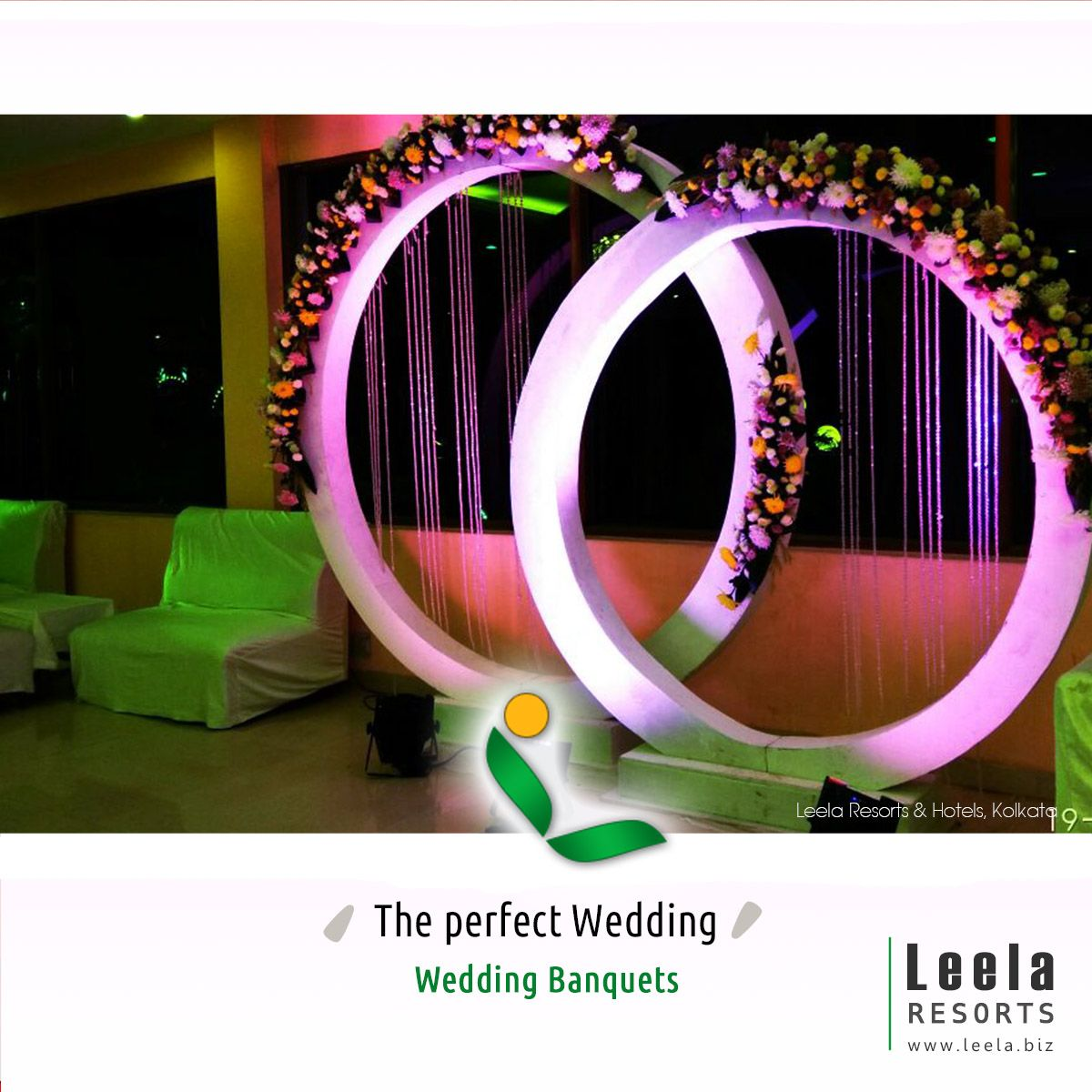 Plan Your Wedding With Us ! Weddings In Kolkata Are A Big