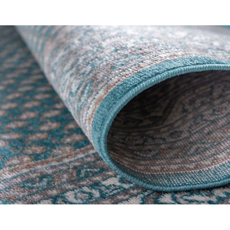 Charlton Home Swinson Geometric Teal Area Rug Ad Aff Affiliate Swinson Geometric Rug Home Teal Area Rug Rugs Buy Rugs