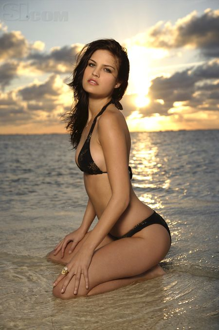 22c1f48625 Melissa Haro in Sports Illustrated Swimsuit 2008 Swimsuit by Debbie Wilson  for Maui Girl
