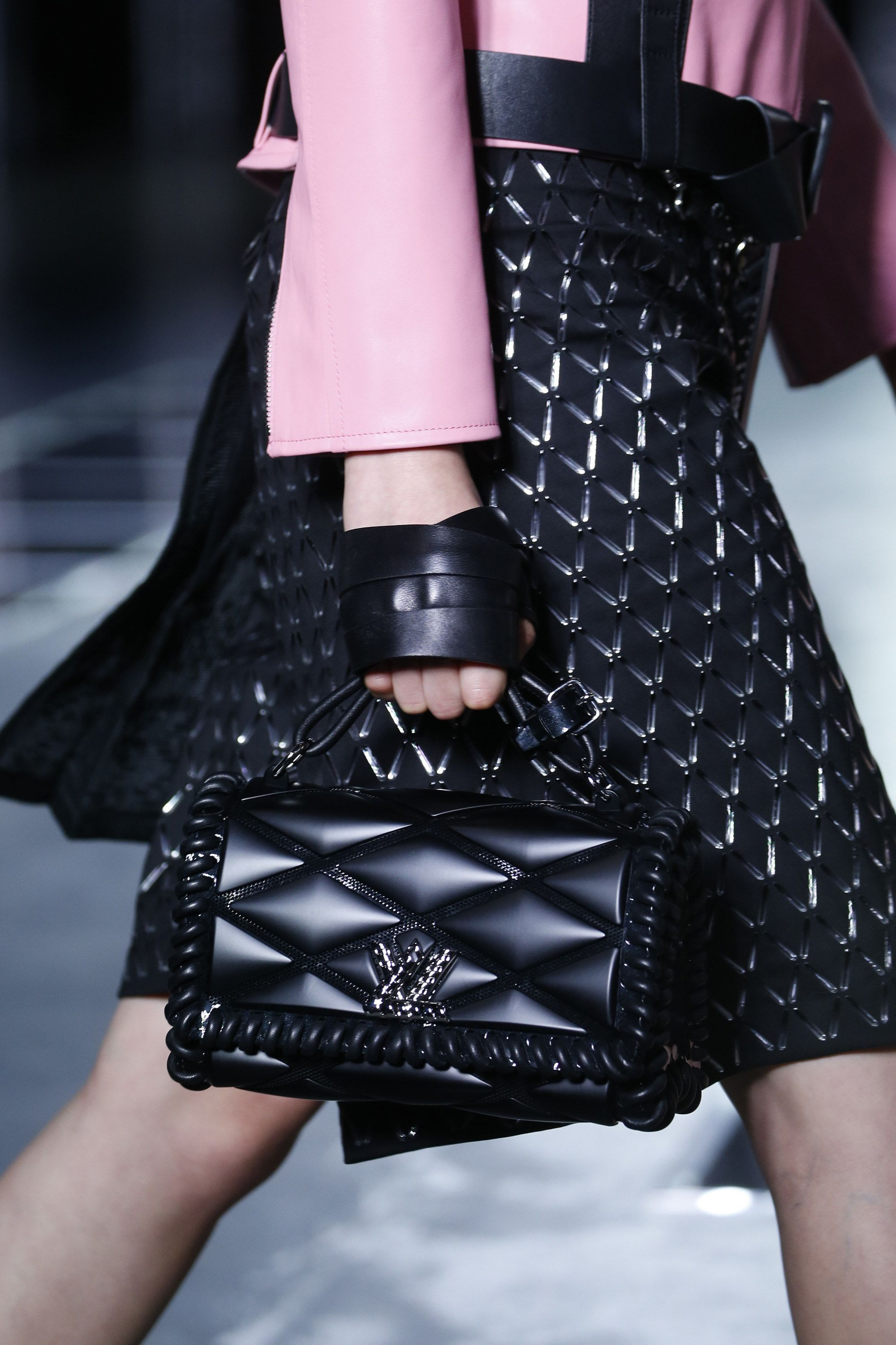 Vuitton Louis spring summer runway bag collection new photo