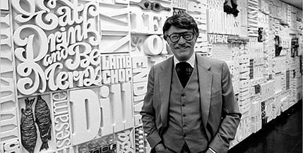 Lou Dorfsman and Gastrotypographicalassemblage