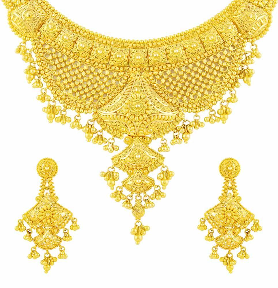 Gold, Rani Haar, Mehrasons Jewellers, Necklace, Tradition ...