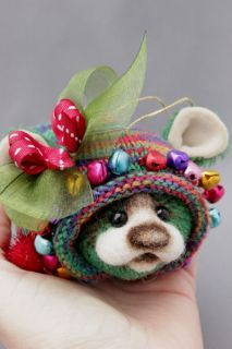 Christmas Ornament by Ann-Marie Dodd (BearMeToo)