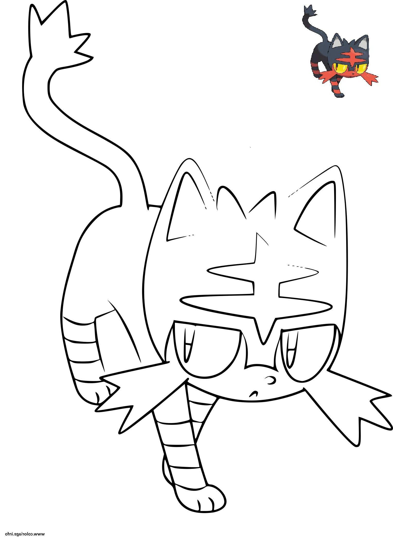 Pokemon Flamiaou Coloriage In 2020