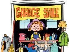 Garage Sale Clip Art With Images Garage Sales