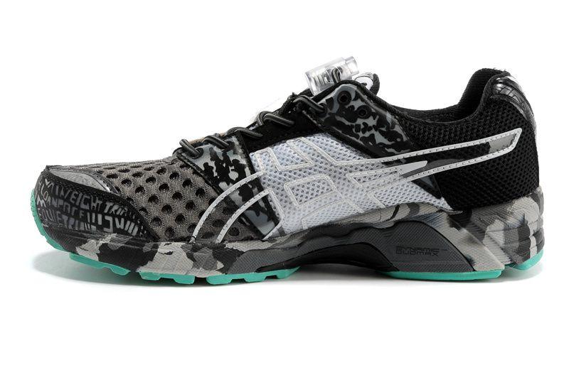 Cheap Asics 8 Black Mens Shoes on sale