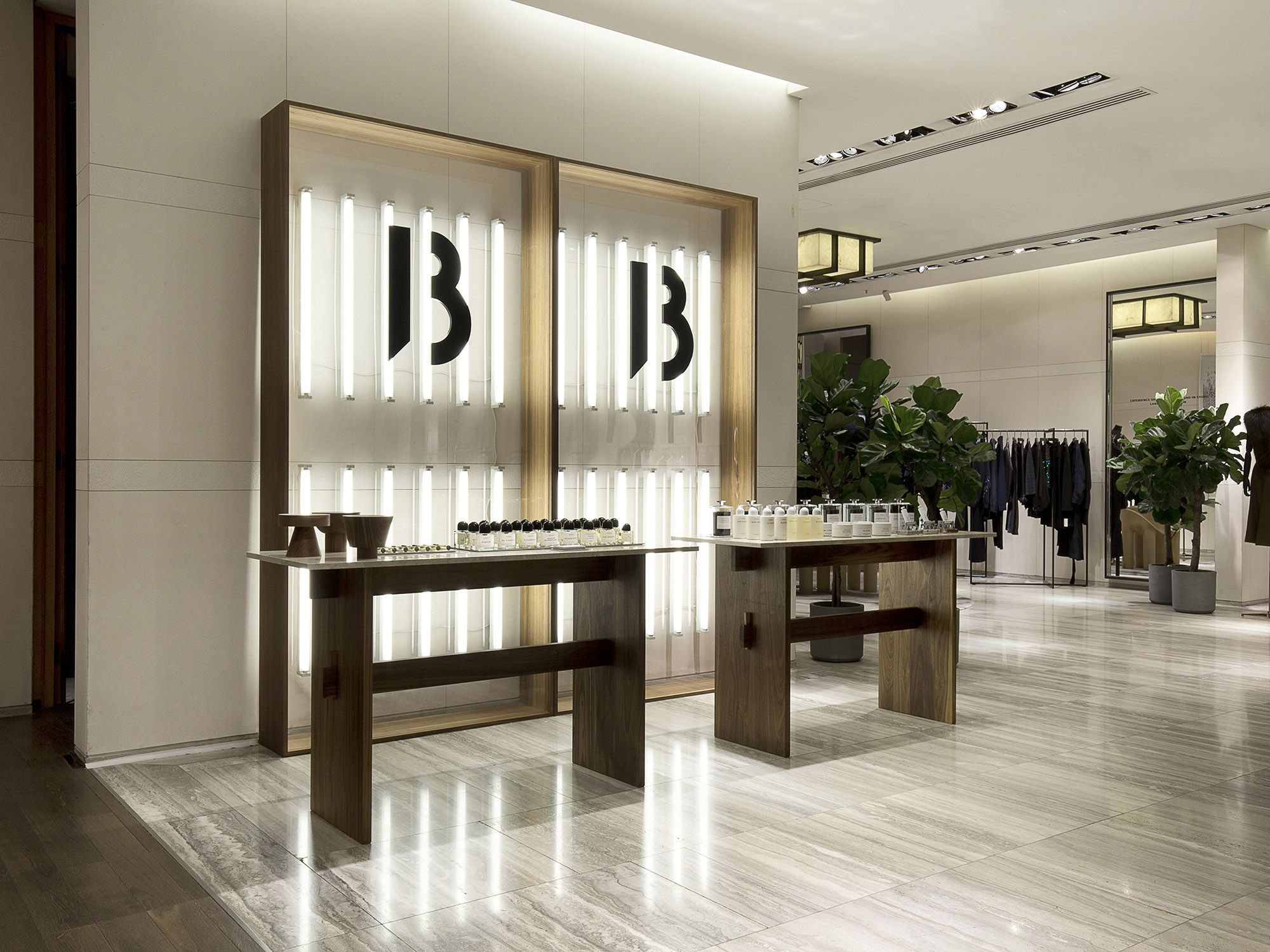 Byredo Lane Crawford Popup Hong Kong Christian