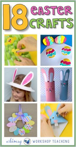 Easter Craft Ideas For Primary Classroom First Grade Crafts