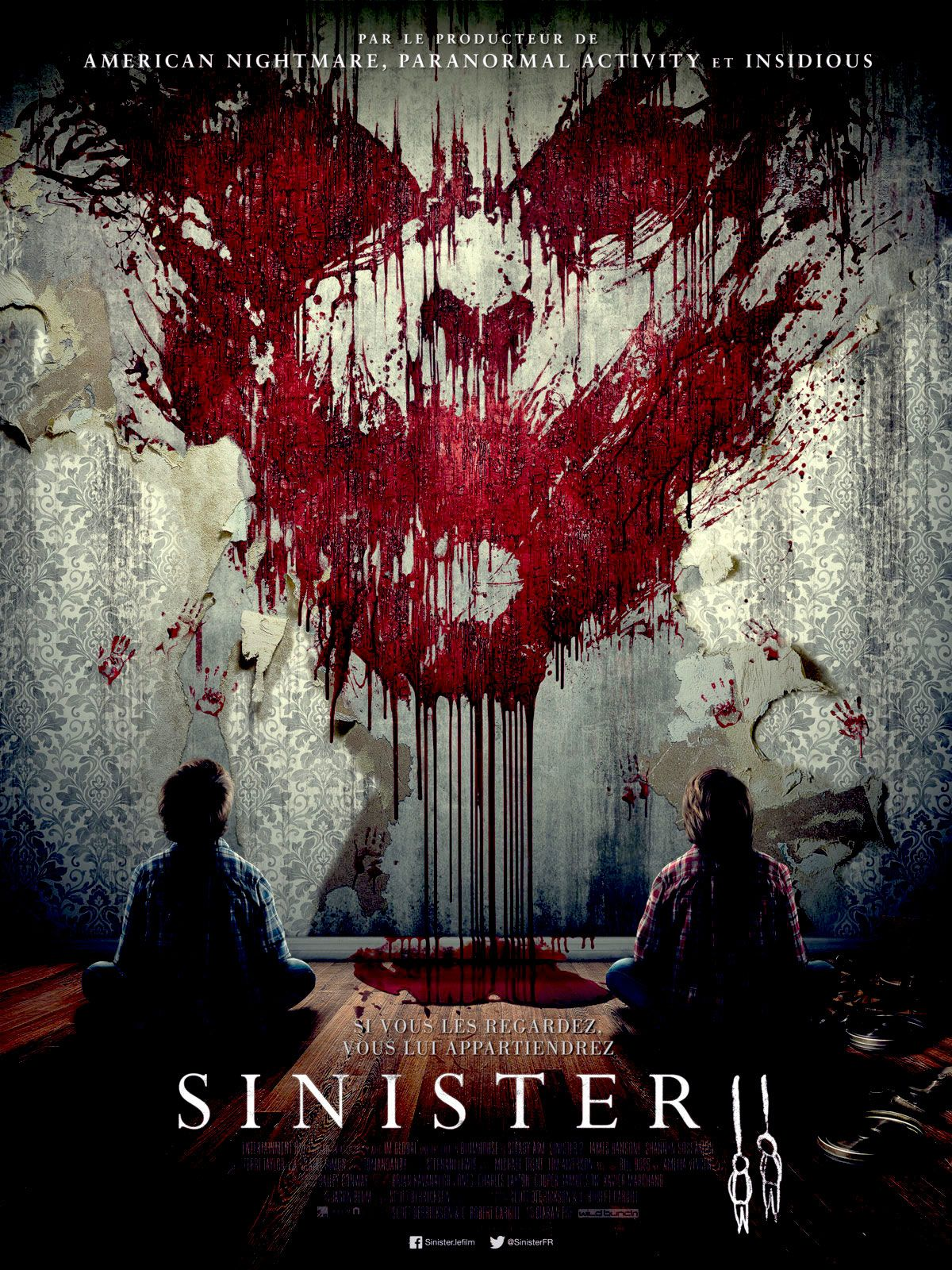 Sinister 2 Horror Movies Scary Movies Horror Movie Posters