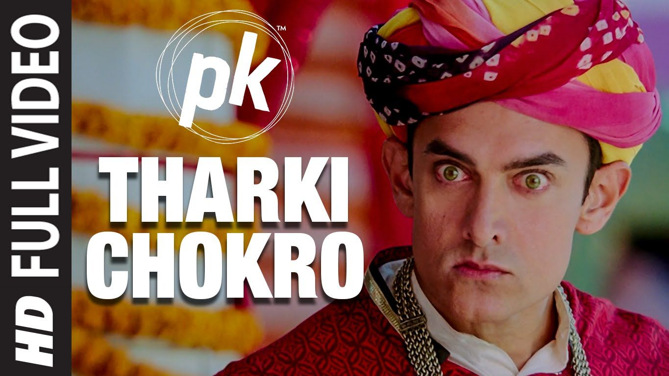 Tharki Chokro Full Video Song Pk Aamir Khan Sanjay Dutt T Series Bollywood Songs Songs Hindi Movie Song