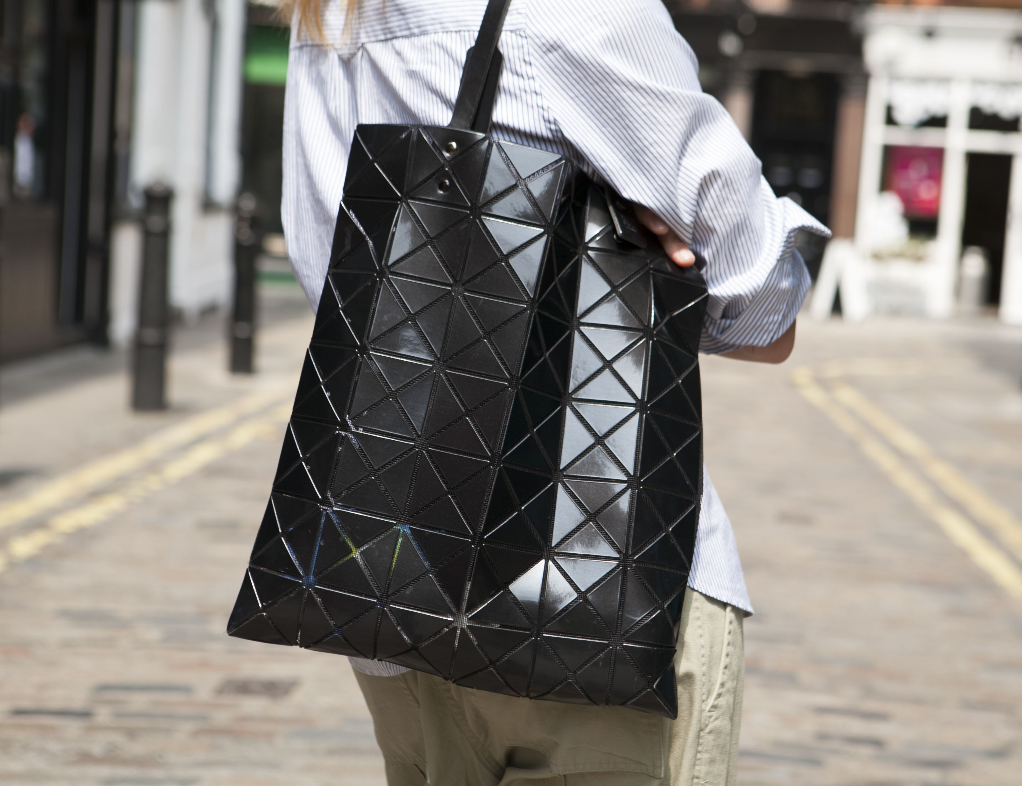 ... wear for every occasion from work to a wedding. Bao Bao Issey Miyake bag e756a76b125c6