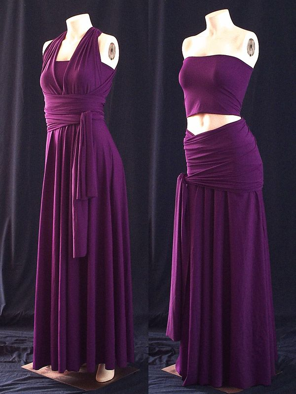 Bandeau under infinity dress | Ready to Wear... | Pinterest