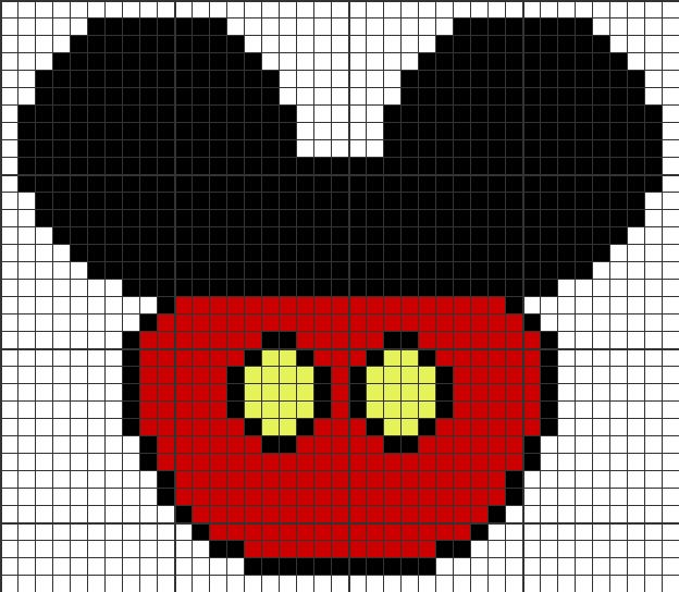 mickey mouse perfil traje punto en cruz punto en cruz pinterest cross stitch stitch and. Black Bedroom Furniture Sets. Home Design Ideas