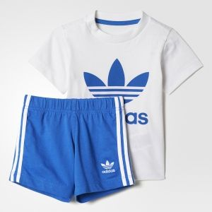 Trefoil Set | Adidas, Gym shorts womens, Womens shorts