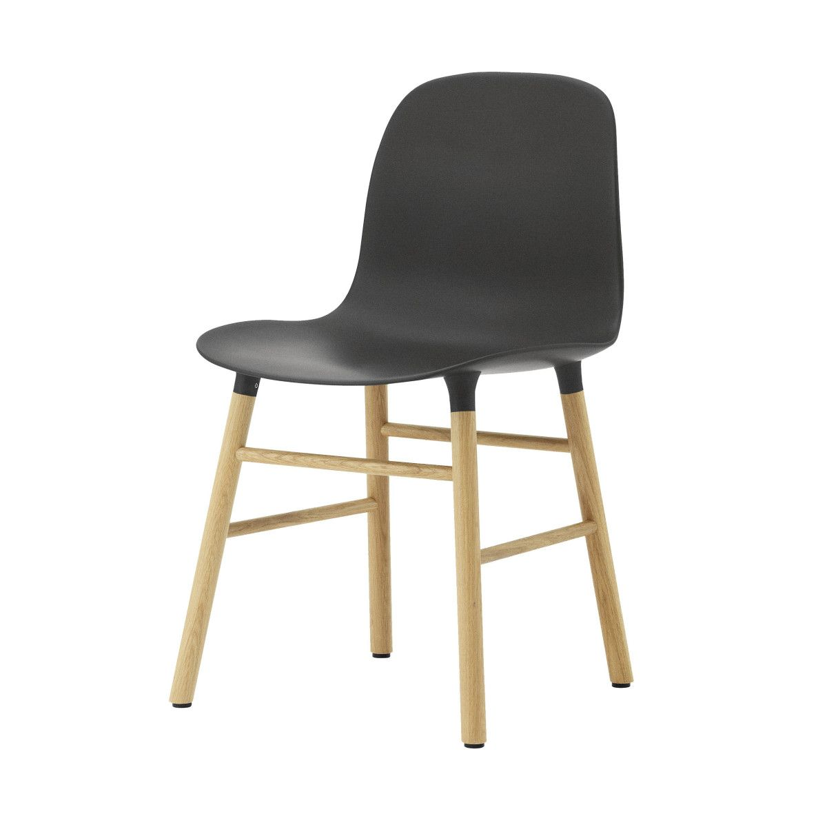 Form Stuhl schwarz Jetzt bestellen unter: https://moebel.ladendirekt ...