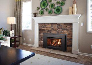 Living Room Fp Concept Contemporary Fireplaces Sacramento By
