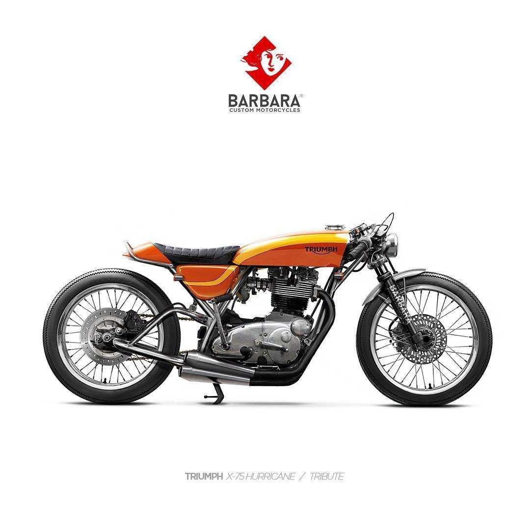 Barbara Custom Motorcycles (@barbara.motorcycles) on